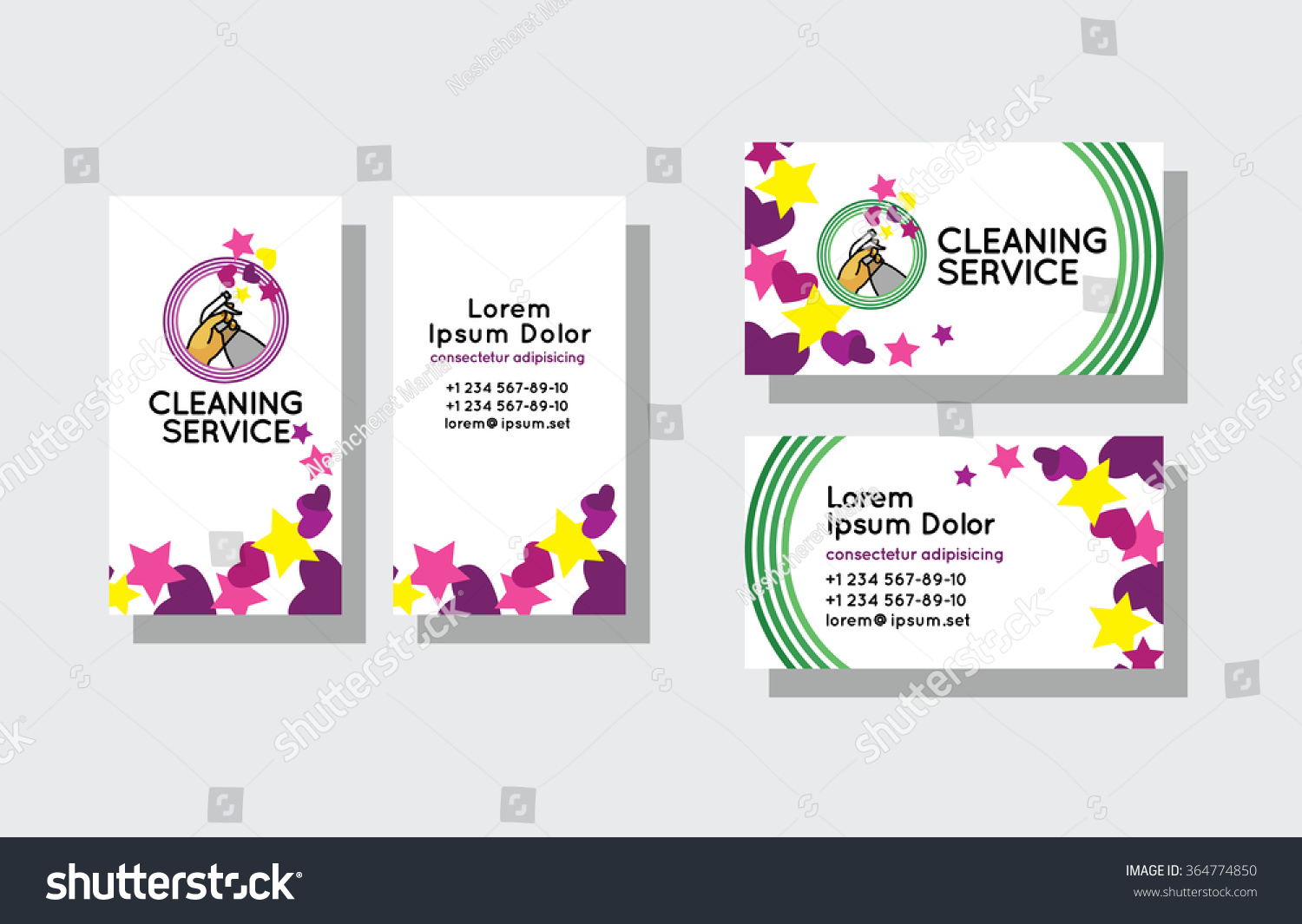 Business cards for cleaning services images free business cards set business cards cleaning service stock vector 364774850 set of business cards for cleaning service magicingreecefo magicingreecefo Gallery