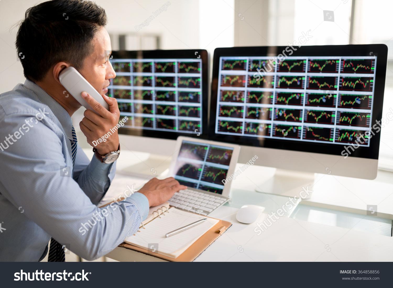 Телефон для торговли на форексе
