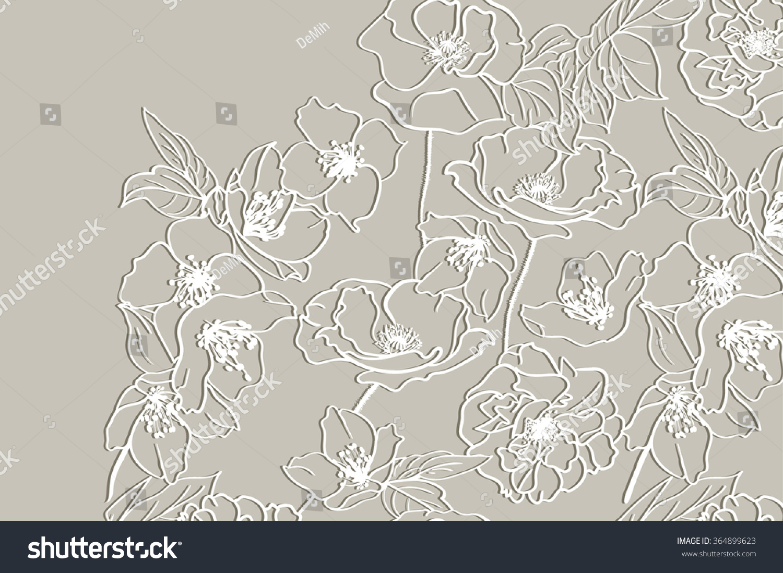 Contemporary Wallpaper For Wedding Invitation Component ...