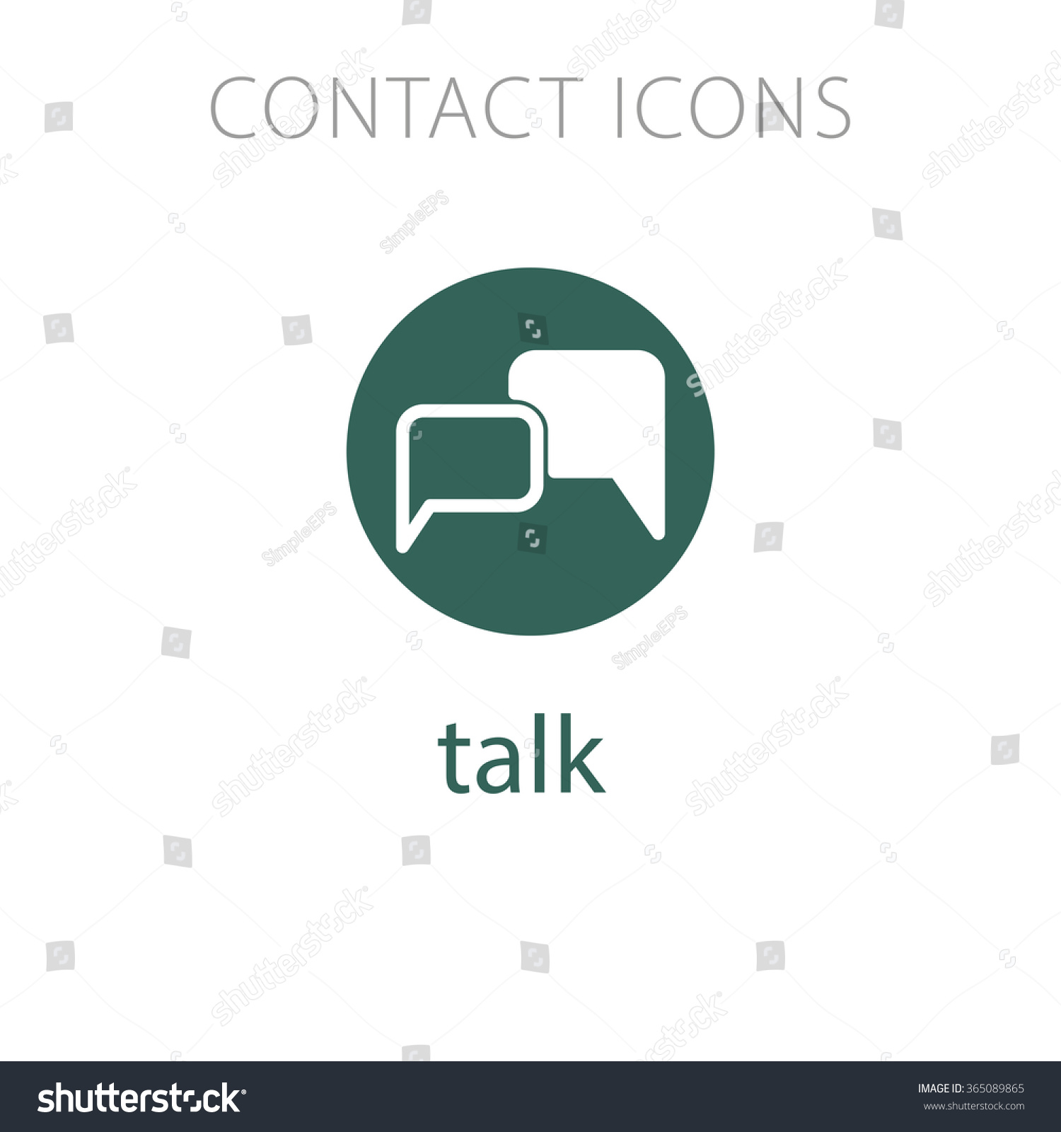 simple icon website flowcharts talk stock vector 365089865 stock vector simple icon for website flowcharts talk - Website Flowcharts