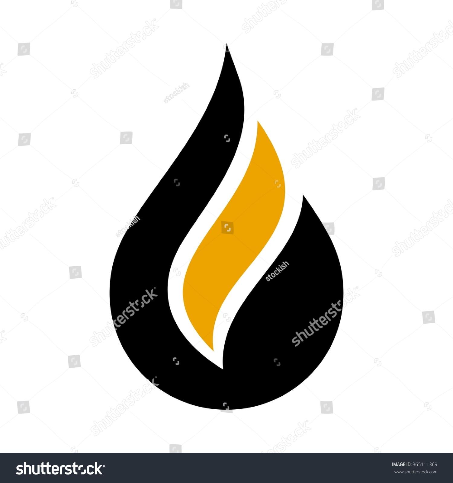 water or oil drop logo vector 365111369 shutterstock