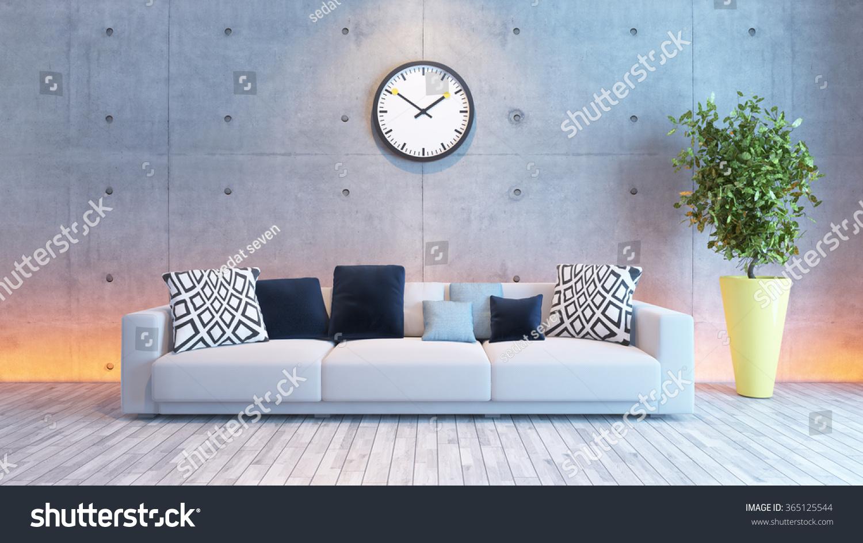 Living Room Saloon Interior Design ...