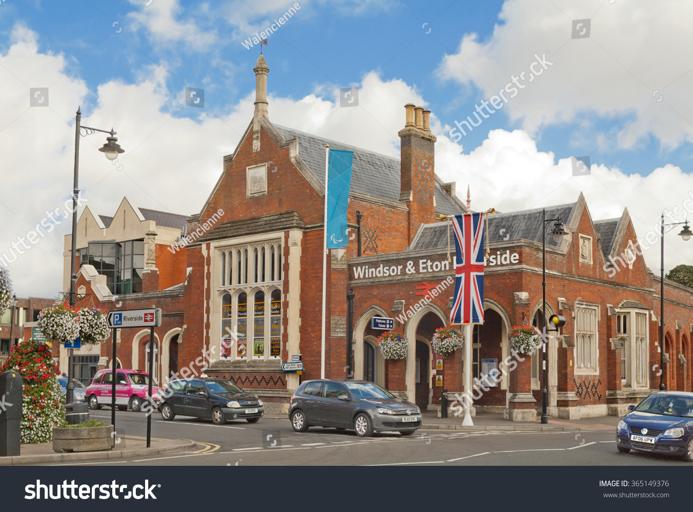 Trains Windsor & Eton Riverside to London Waterloo - Train ...
