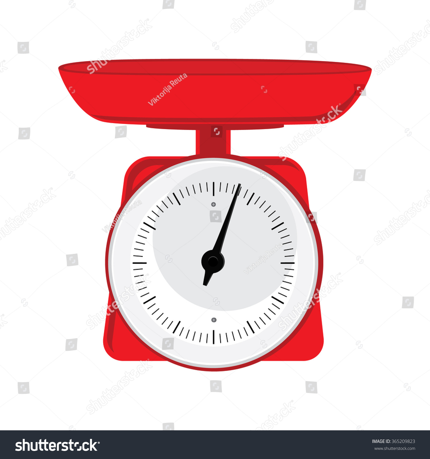 Weight Scales Weighing Clip Art