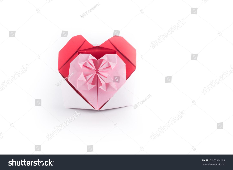 Origami Heart Box | LoveToKnow | 1098x1500