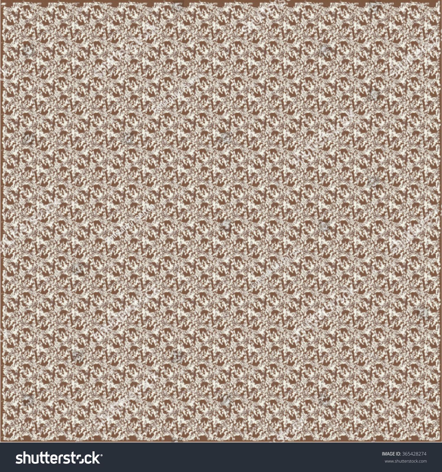 Embroidery texture makaroka