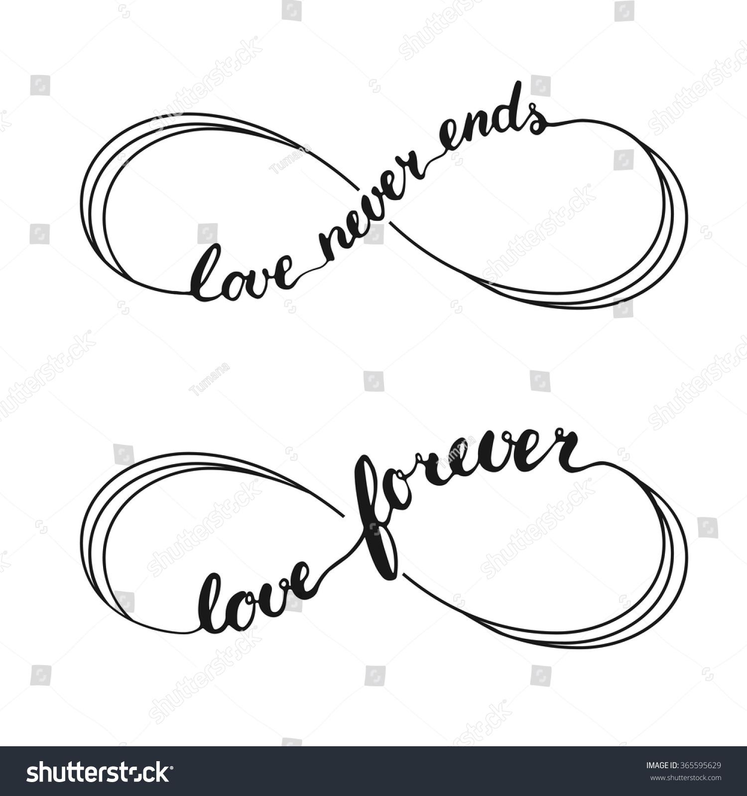 tatouage de couple for ever