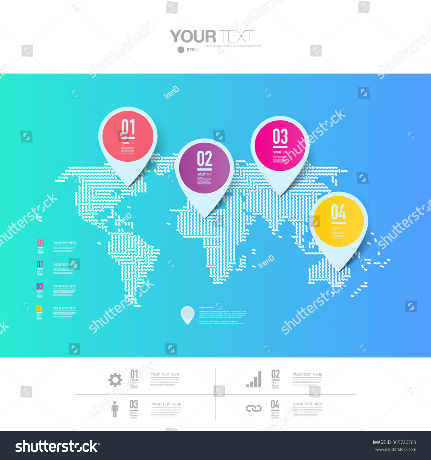 Abstract map pin icon design shadows stock vector 365726768 abstract map pin icon design with shadows on minimal world map background eps 10 stock vector gumiabroncs Images