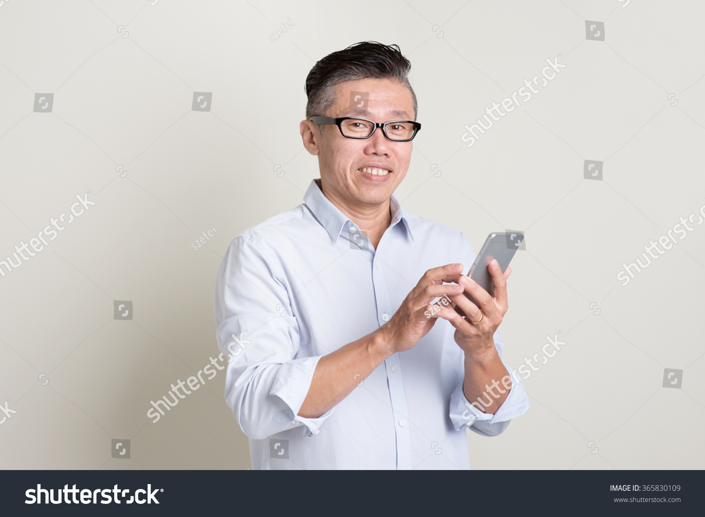 Asian men singles