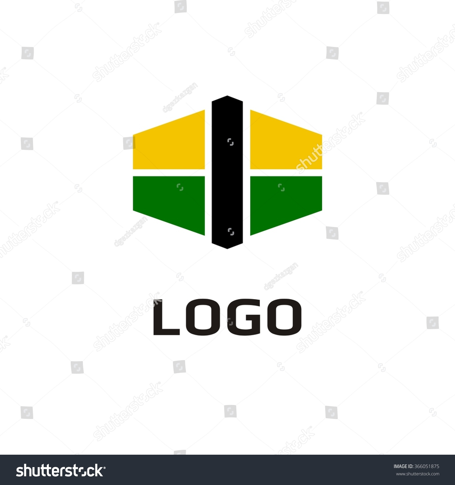 Vector Icon Business Icon Company This Stock Vector 366051875