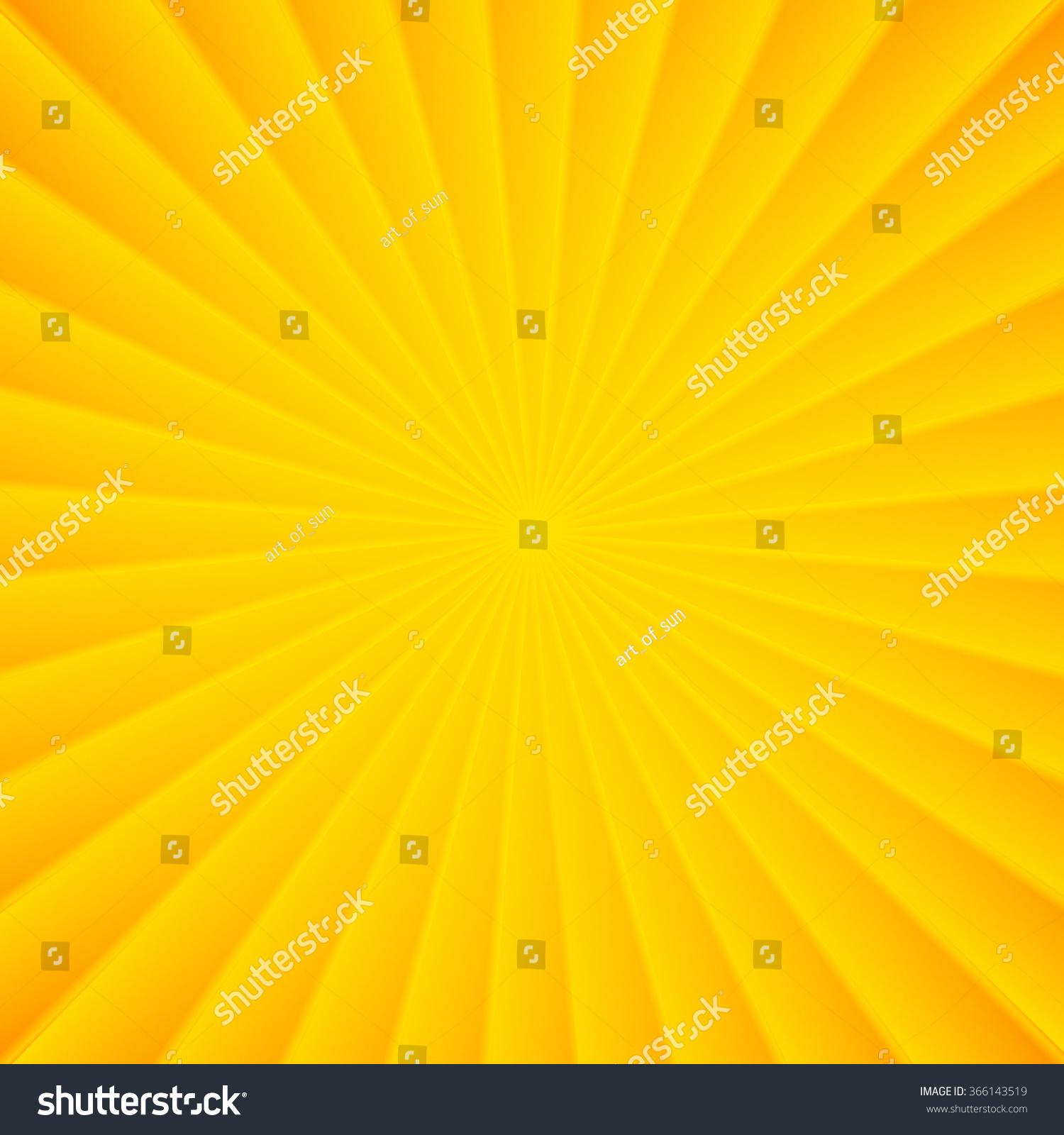 yellow rays vector - photo #24