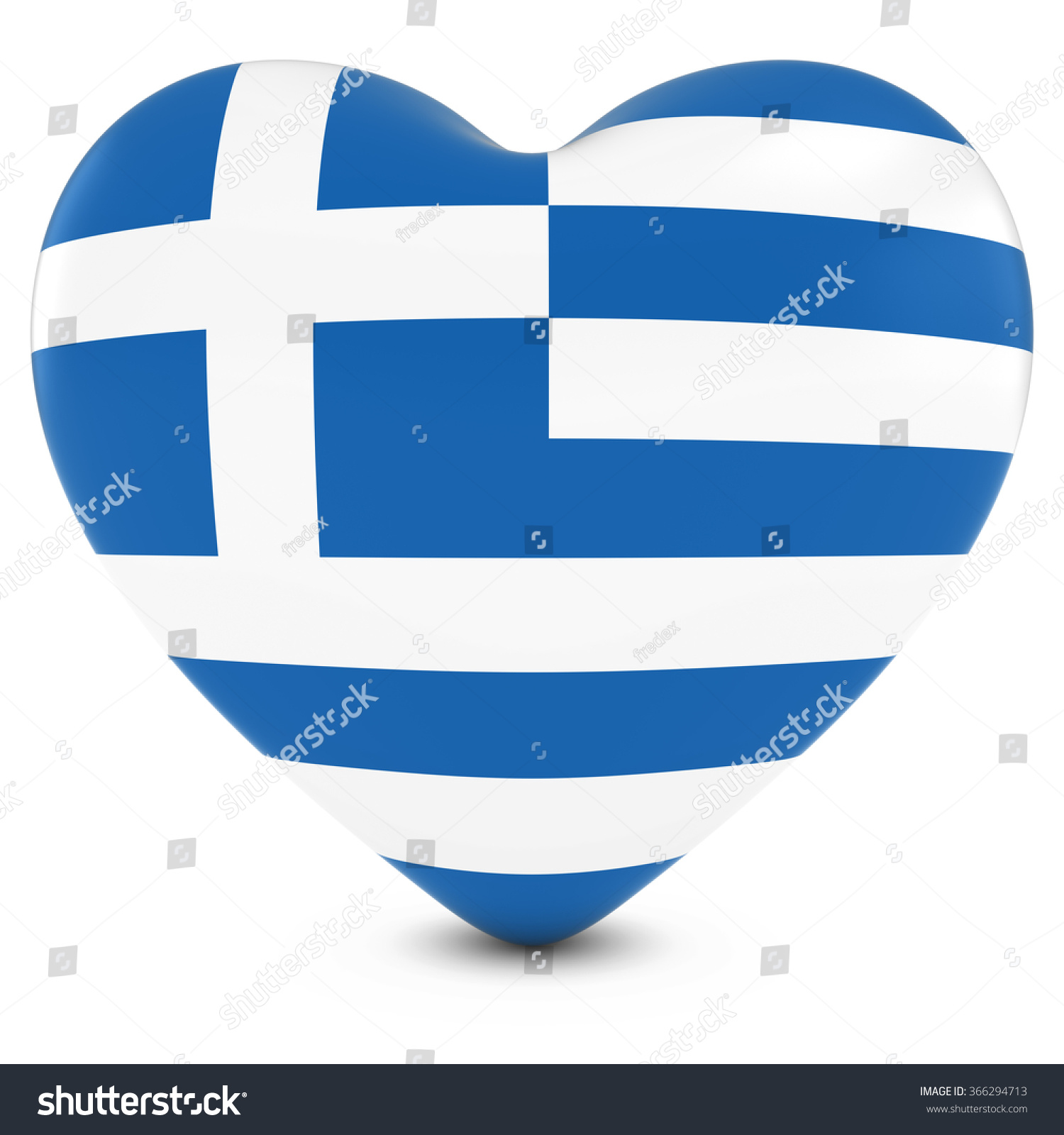 Royalty Free Stock Illustration Of Love Greece Concept Image Heart