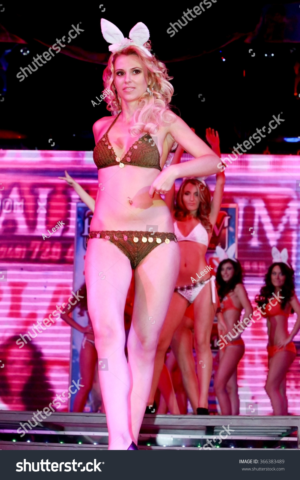 Beauty pageant erotic