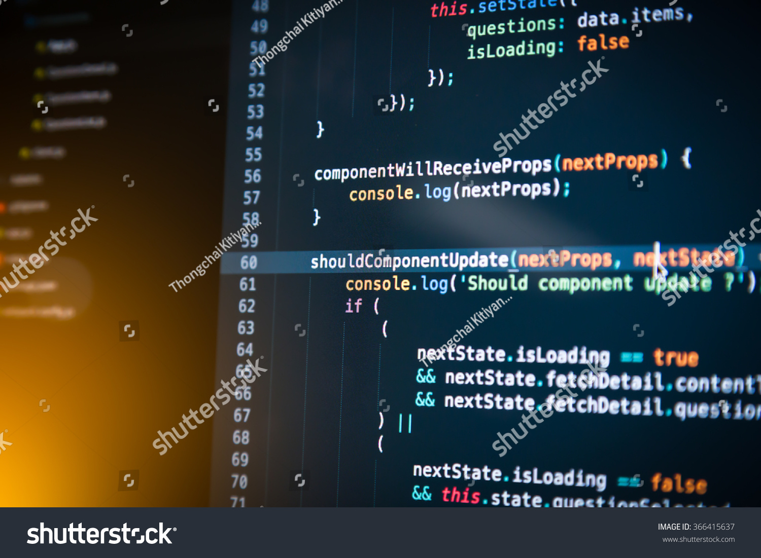 React coding computer language javascript internet stock photo react coding computer language javascript internet components programming ccuart Image collections
