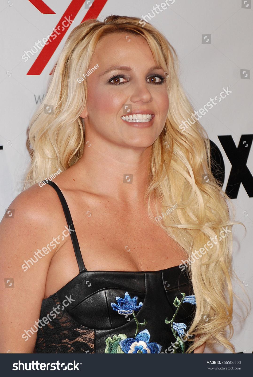 6. Britney Spears