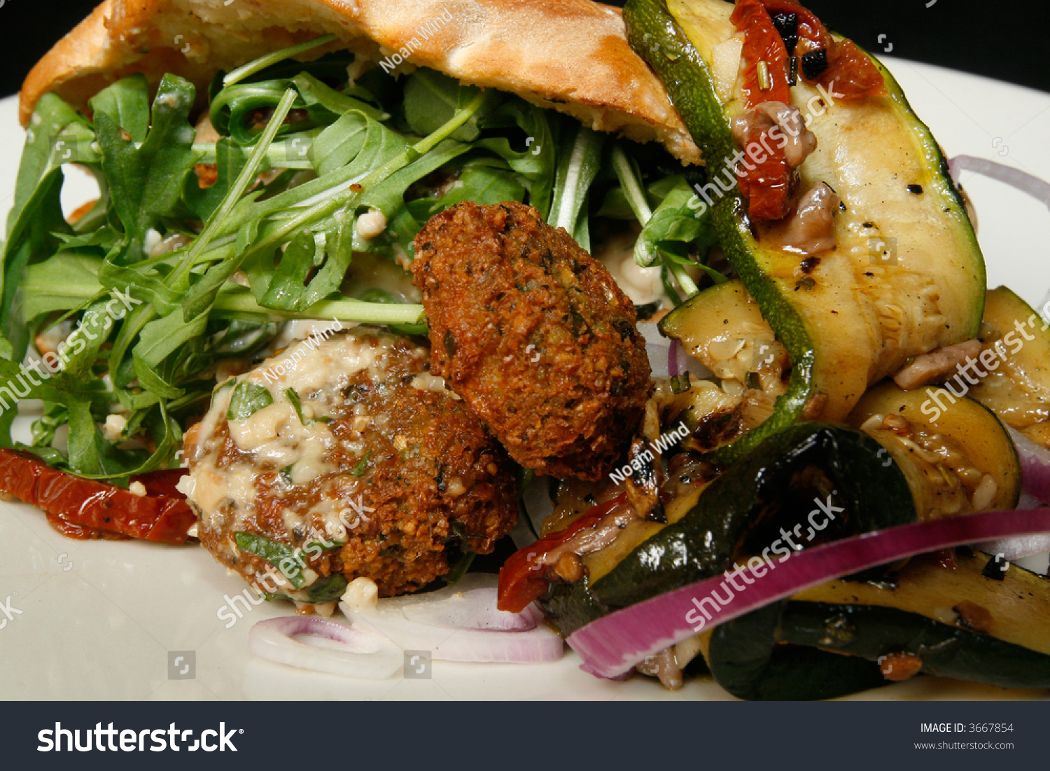 Gourmet Falafel - Famous Middle Eastern Dish, With A Stylish Twist ...