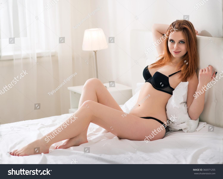 Beautiful Woman In Lingerie 121