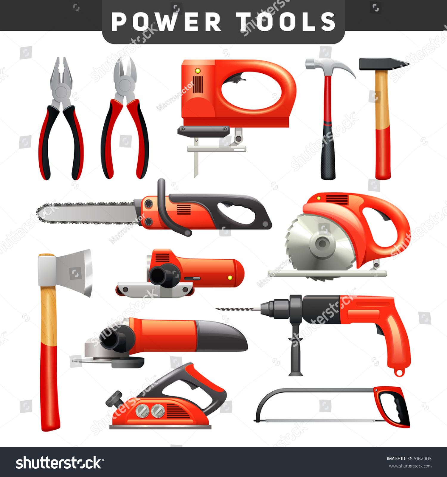 Carpenter power tools - photo#28