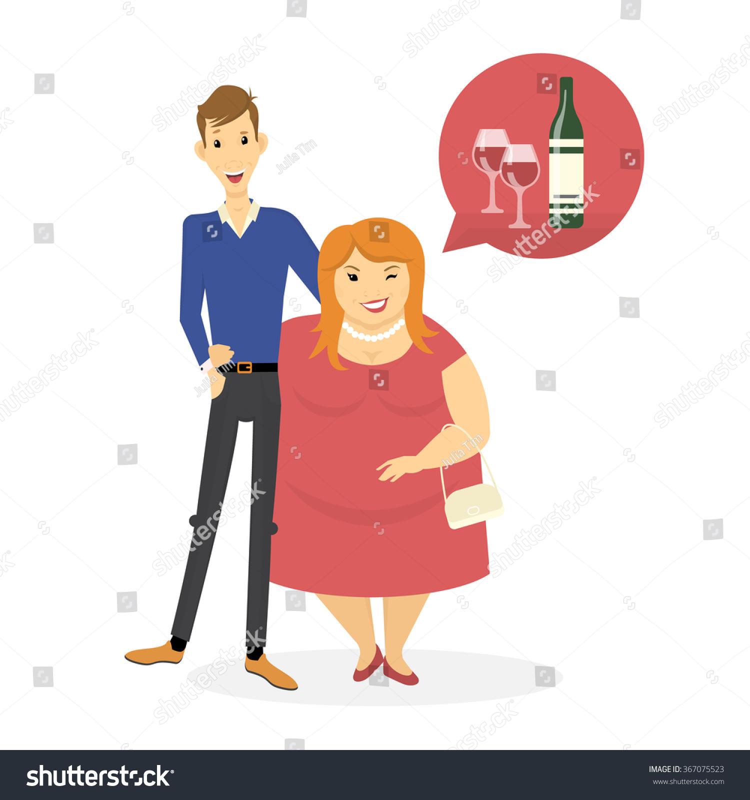 Skinny Husbands, Fat Wives