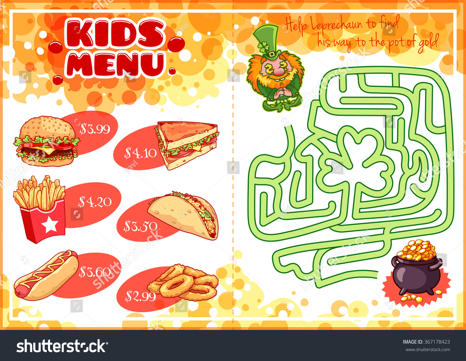 Fast Food Hot Dog Game