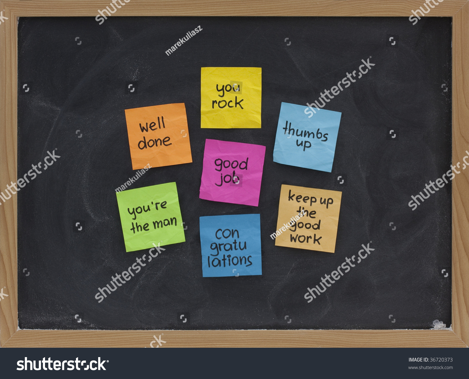 good job well done your rock stock photo shutterstock good job well done your rock congratulations and other compliments colorful sticky