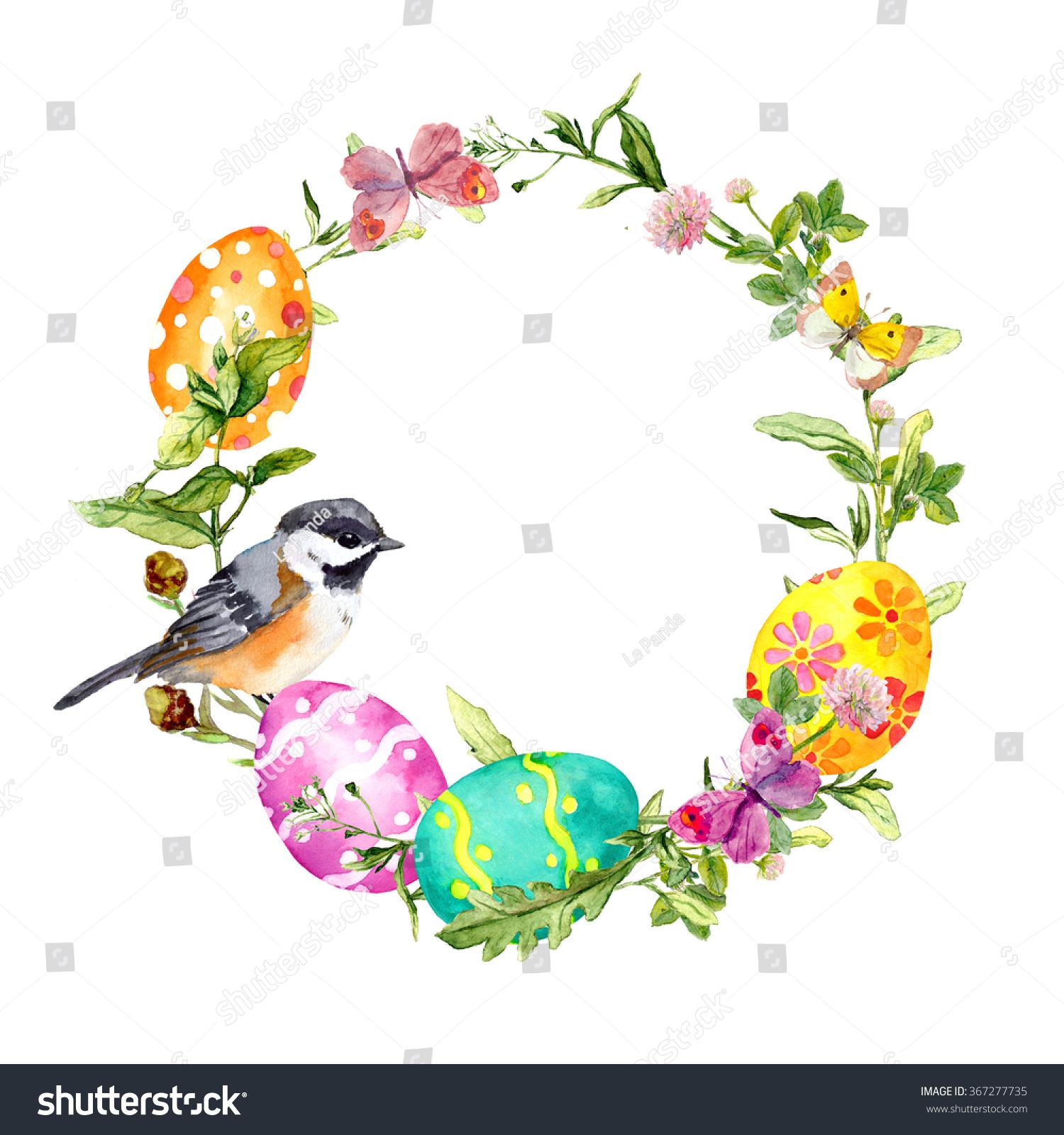Easter Egg Border Png