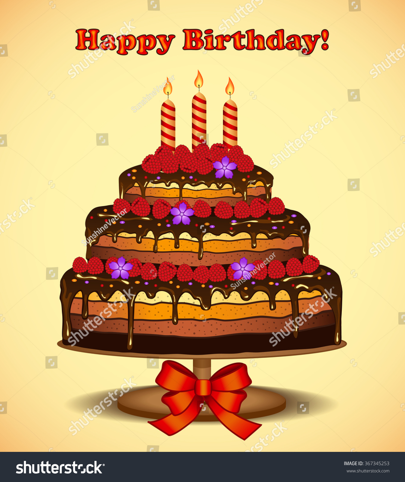 Birthday Cake And Wishing Card Birthday Inspiring Birthday Cakes – Happy Birthday Cake Greetings