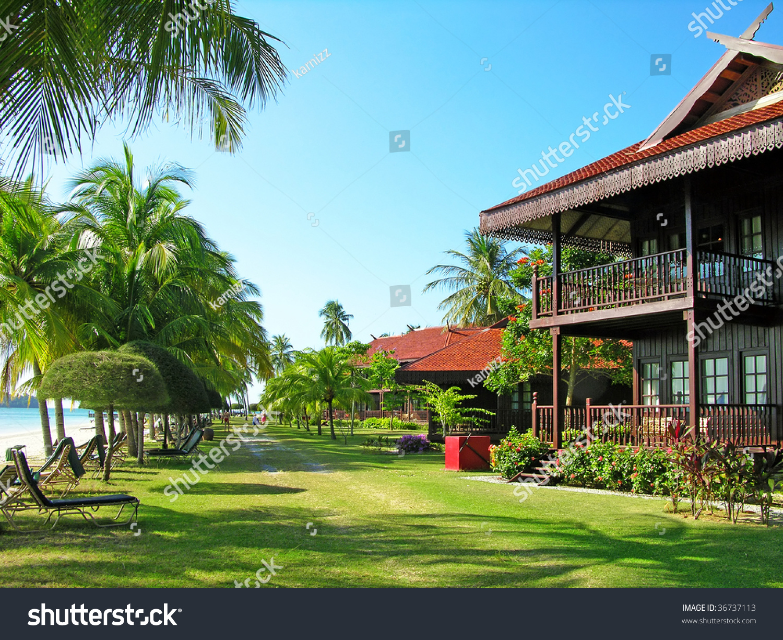Cenang Beach Langkawi Malaysia Stock Photo (Royalty Free) 36737113 ...