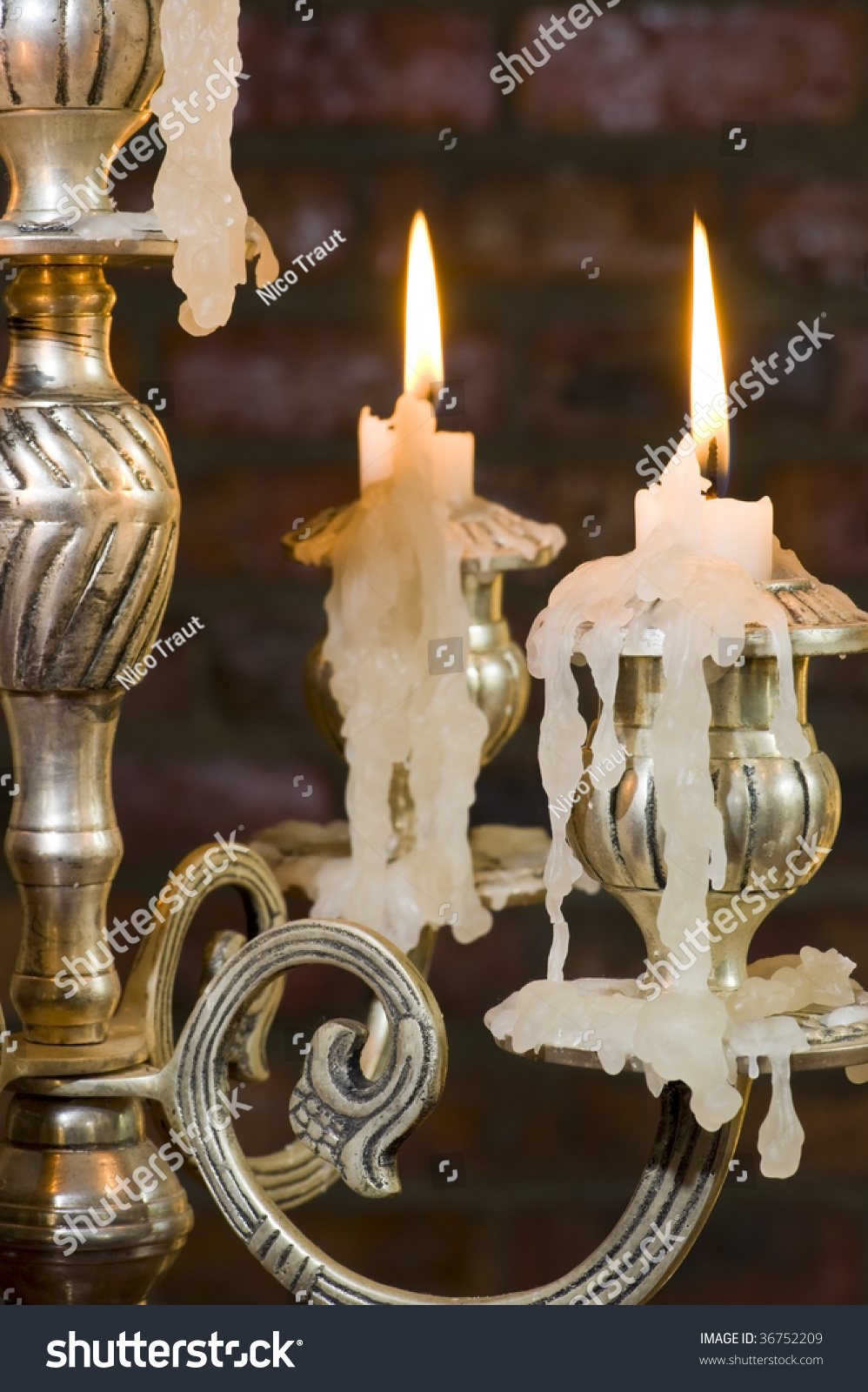 Candles chandelier thejots candles chandelier some melted wax forming stock photo lighting ideas aloadofball Choice Image