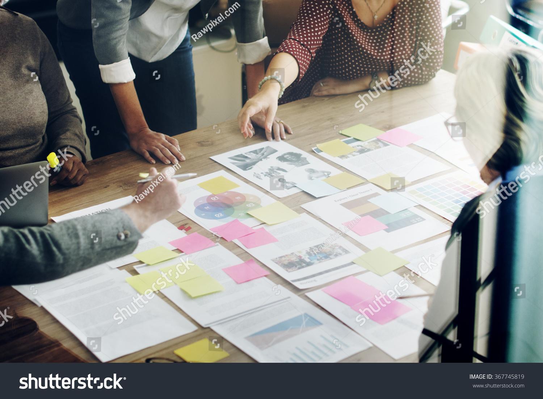 Coworker in team meeting - 2 part 7