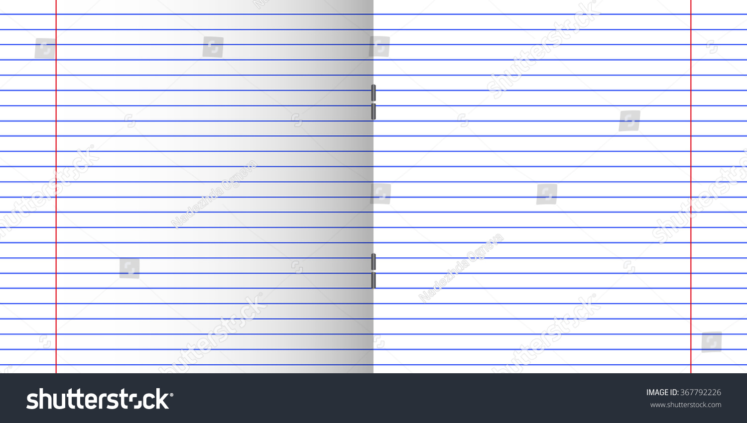 ... lined texture worksheet pattern, line blank template student note book