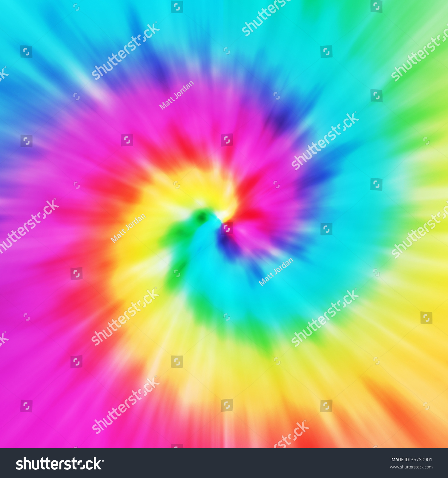 Realistic spiral tiedye illustration variety colors stock illustration 36780901 shutterstock - Tie and dye colore ...