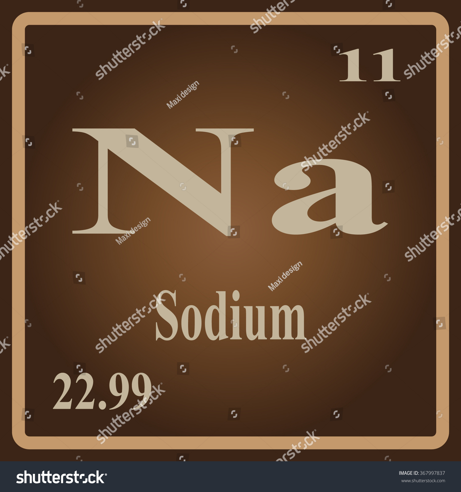 Periodic table of elements sodium images periodic table images the periodic table sodium gallery periodic table images periodic table elements sodium stock vector 367997837 shutterstock gamestrikefo Images