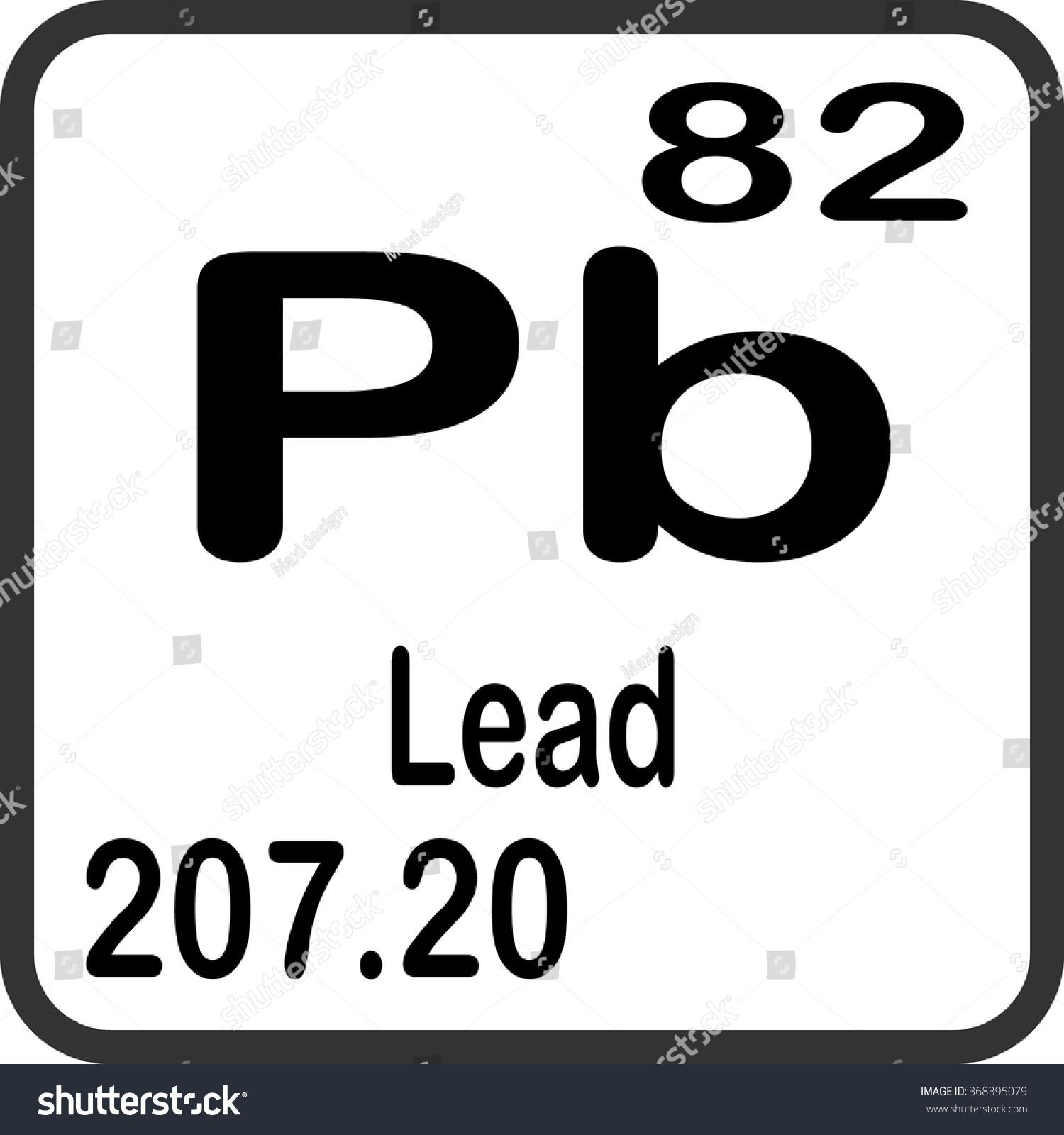Images Of Lead Element Symbol Spacehero