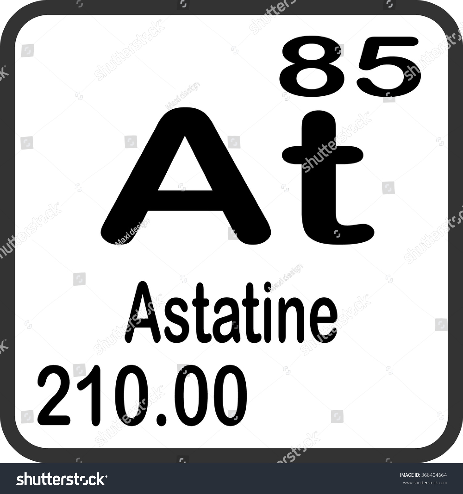 Astatine on the periodic table images periodic table images astatine symbol periodic table aviongoldcorp periodic table elements astatine stock vector 368404664 shutterstock gamestrikefo images gamestrikefo Image collections