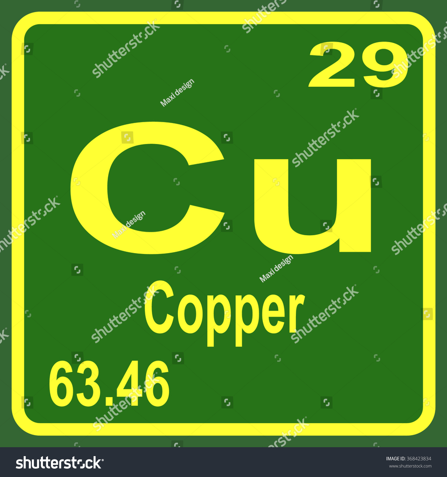 Periodic table of elements copper image collections periodic periodic table elements copper stock vector 368423834 shutterstock periodic table of elements copper gamestrikefo image collections gamestrikefo Gallery