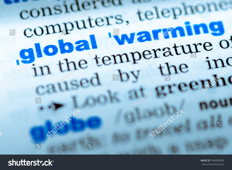 global warming information in english