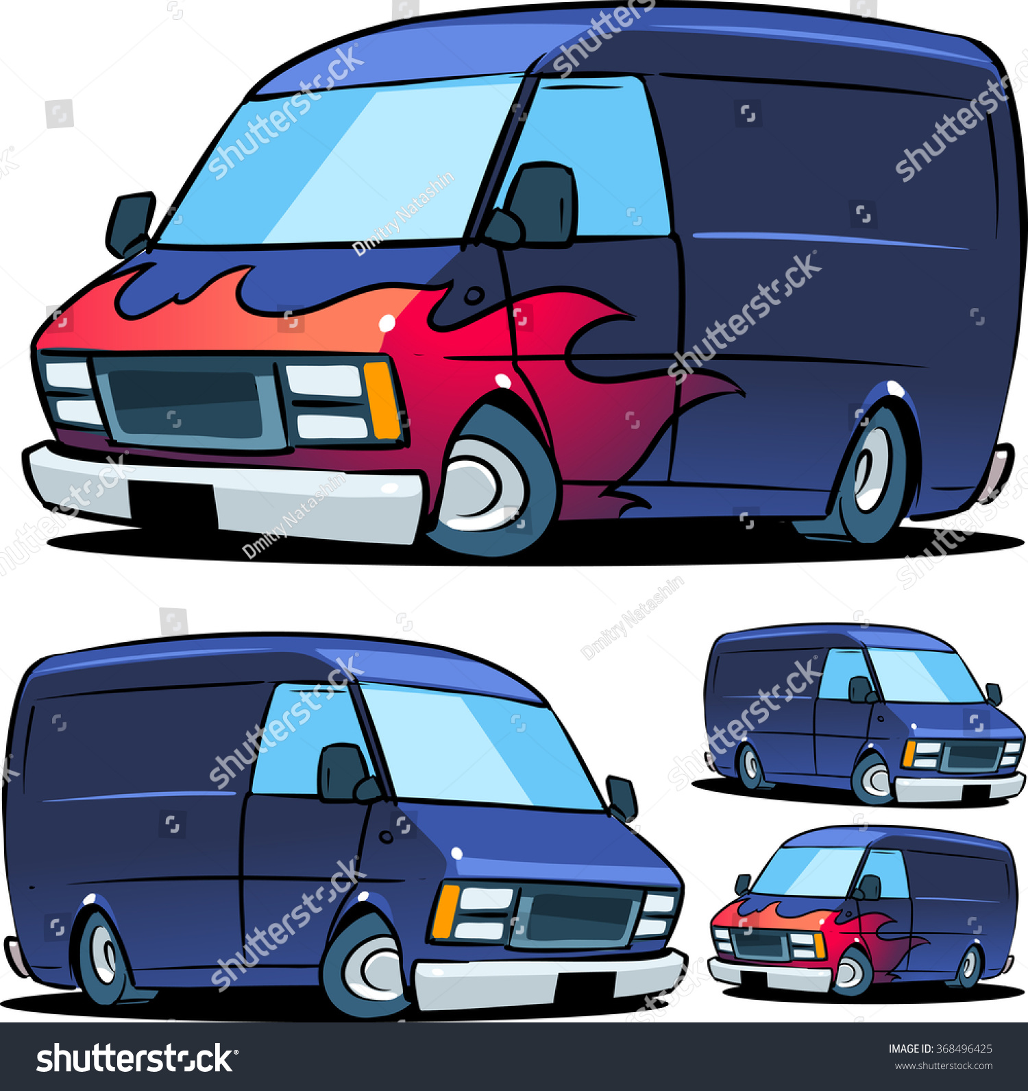 Van Clipart Vector Illustration Stock Vector Royalty Free 368496425 Over 49,145 van pictures to choose from, with no signup needed. https www shutterstock com image vector van clipart vector illustration 368496425