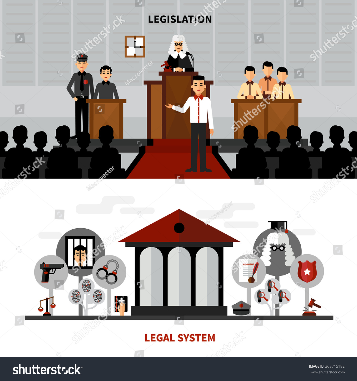 legal system In order to receive fair treatment through the legal system, it is often necessary   system effectively excludes the majority of australians, then we.