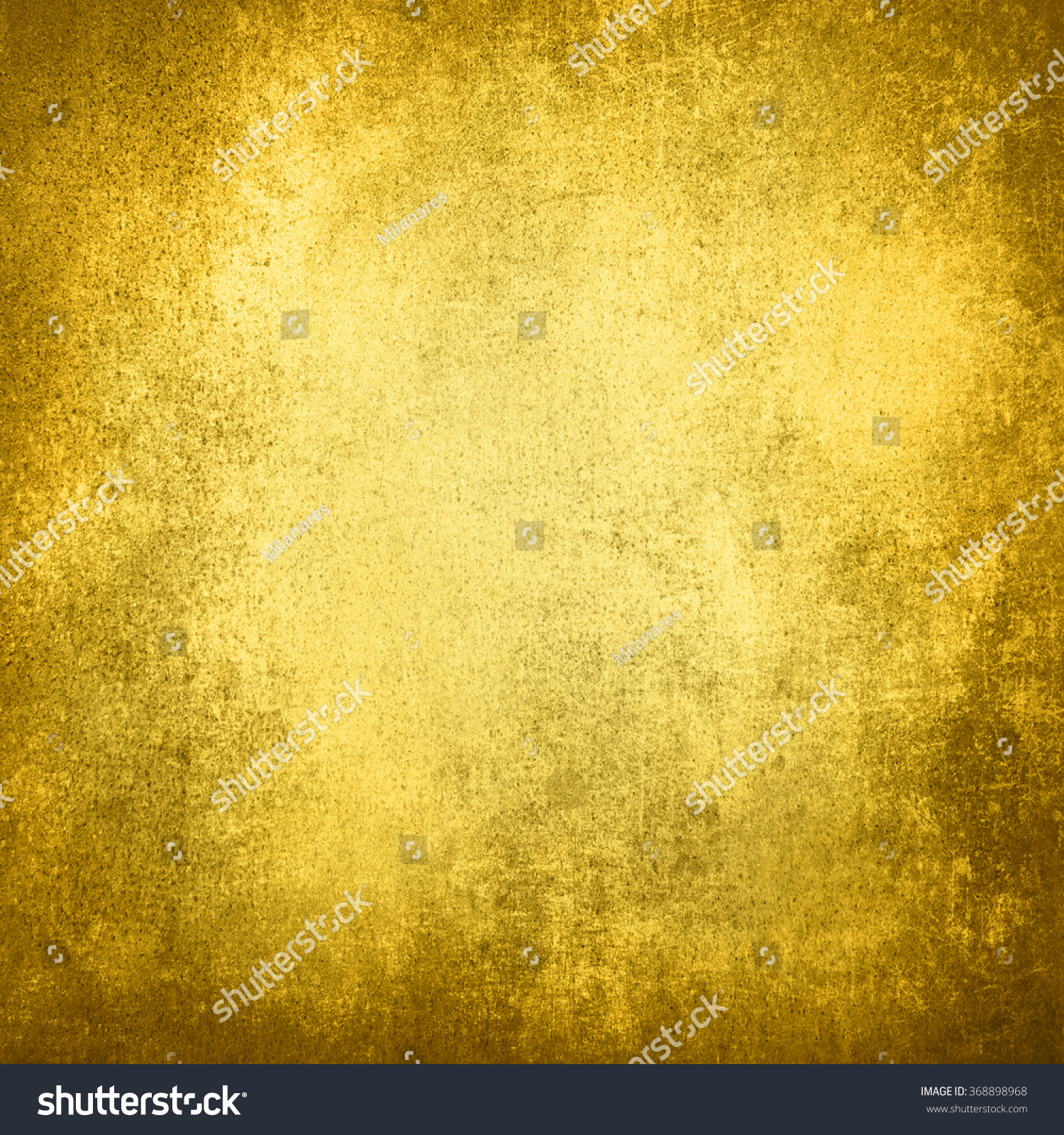 48ebbf93924 Abstract Gold Background Yellow Color Light Stock Illustration ...