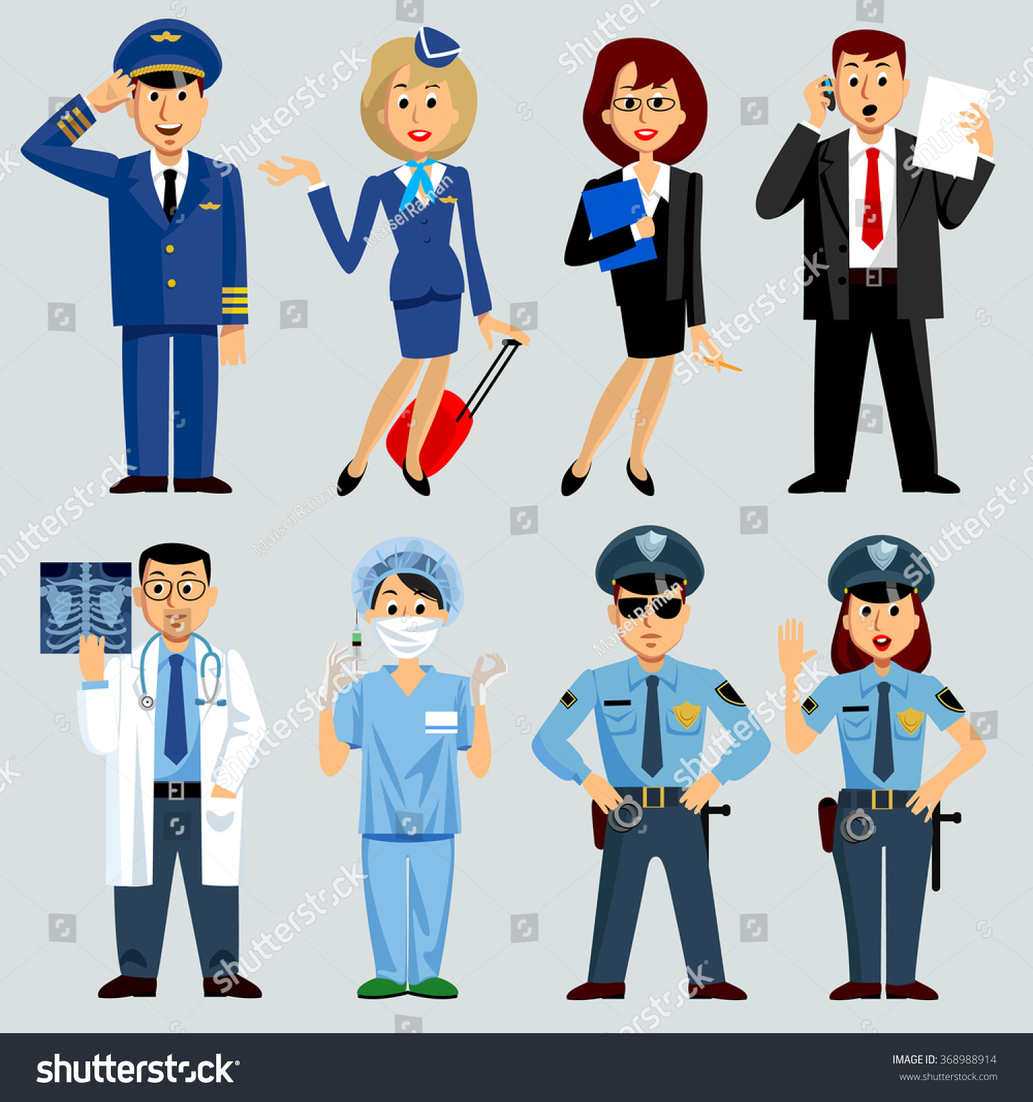 Image result for different work professions