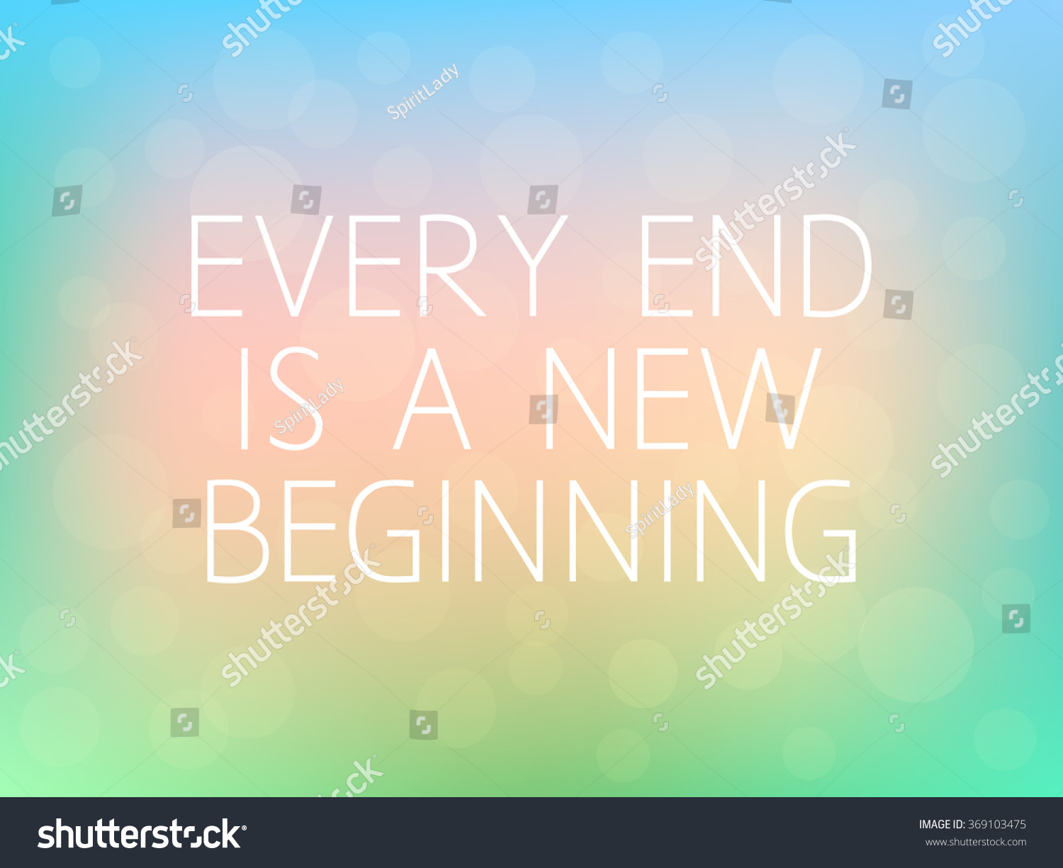 Every end is a new beginning essay writing