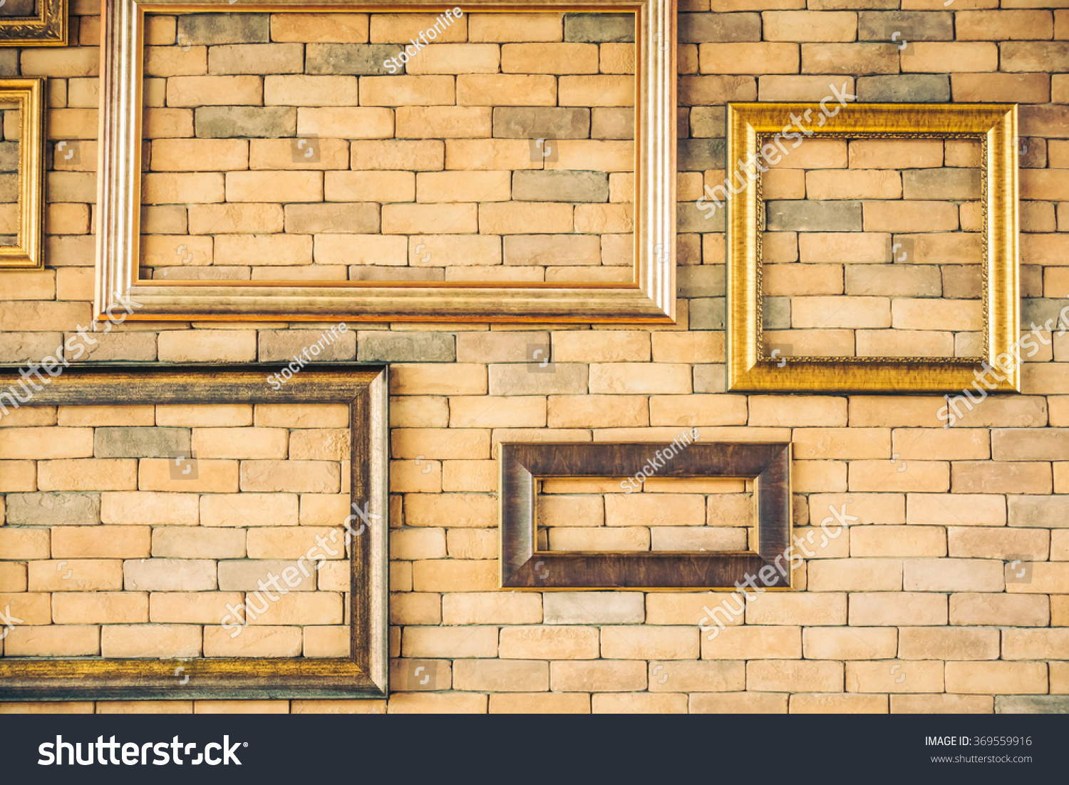 Fine Brick Wall Decoration Composition - The Wall Art Decorations ...