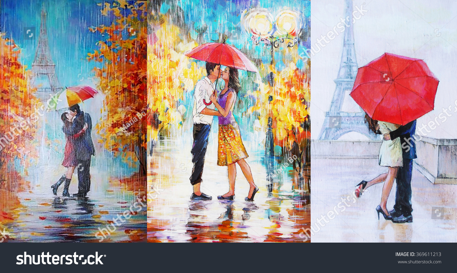 paintings expressing happiness in a relationship