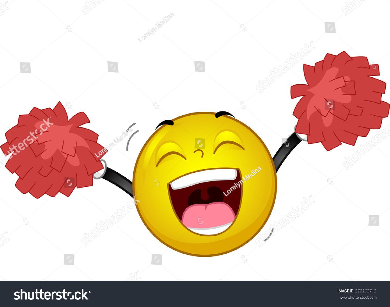mascot illustration happy smiley cheers while stock vector Fireman Helmet Clip Art fire hat clip art 4