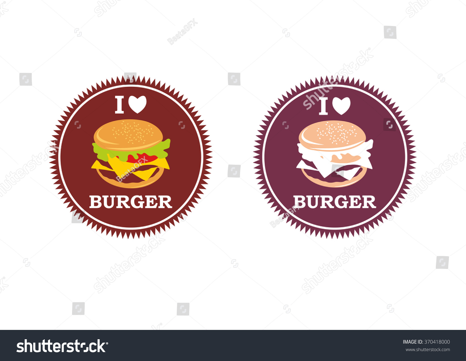 Juicy Logo Logo Restaurant Fast Food Stock Vector HD (Royalty Free ...