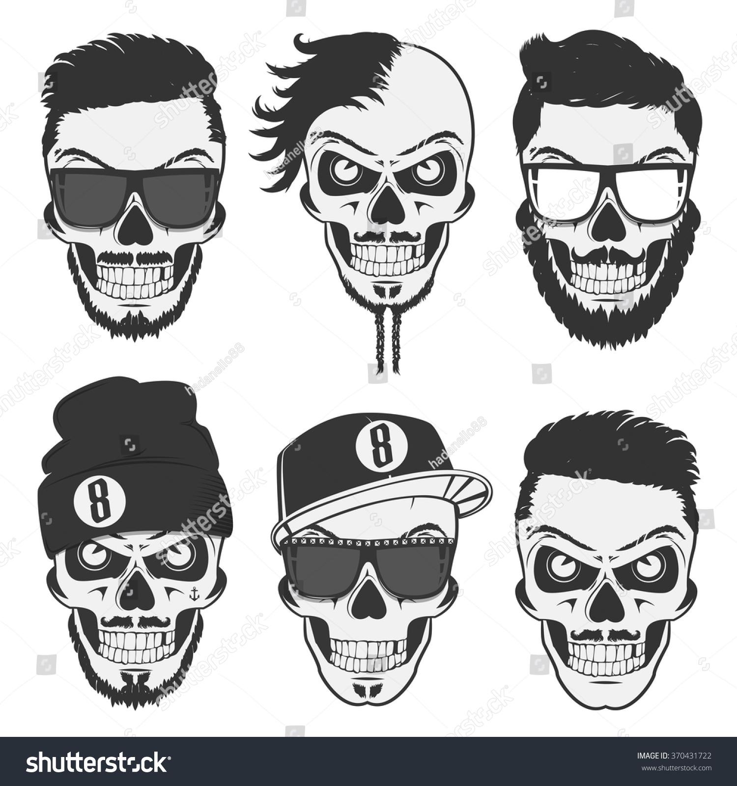 Vintage Skulls 121
