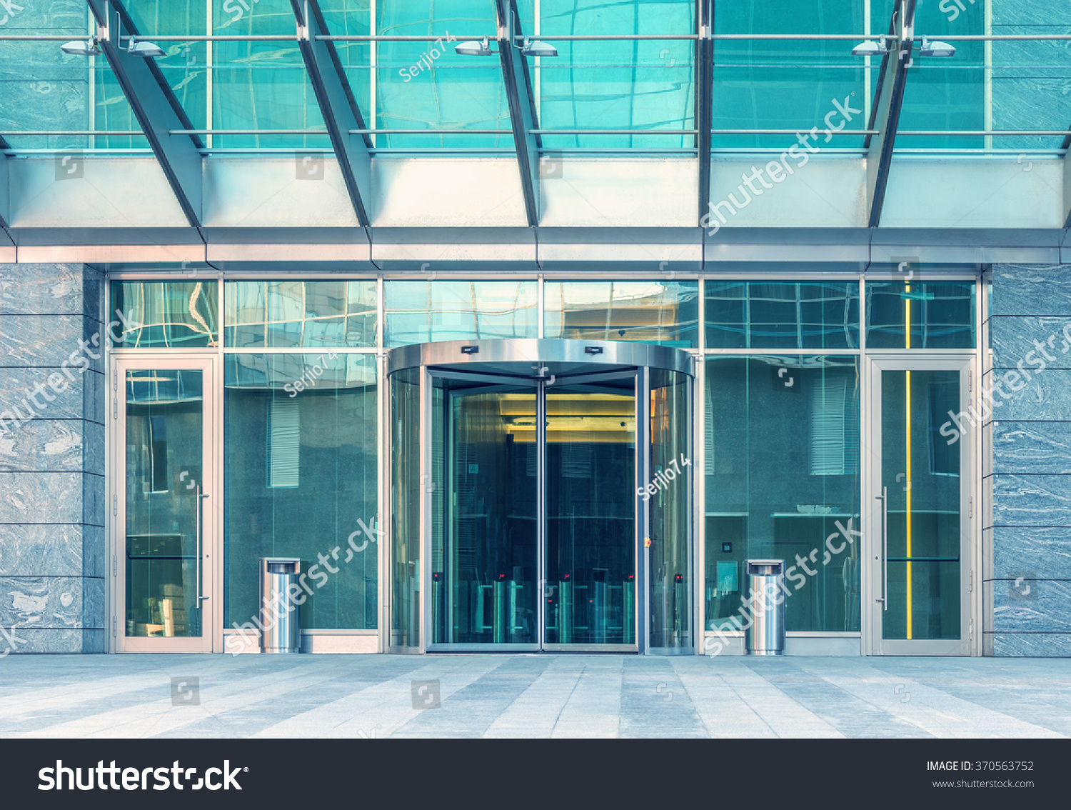 entrance modern business city office building stock photo edit now