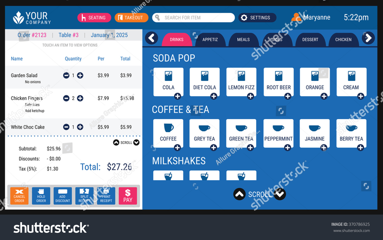 user interface software algorithm chart