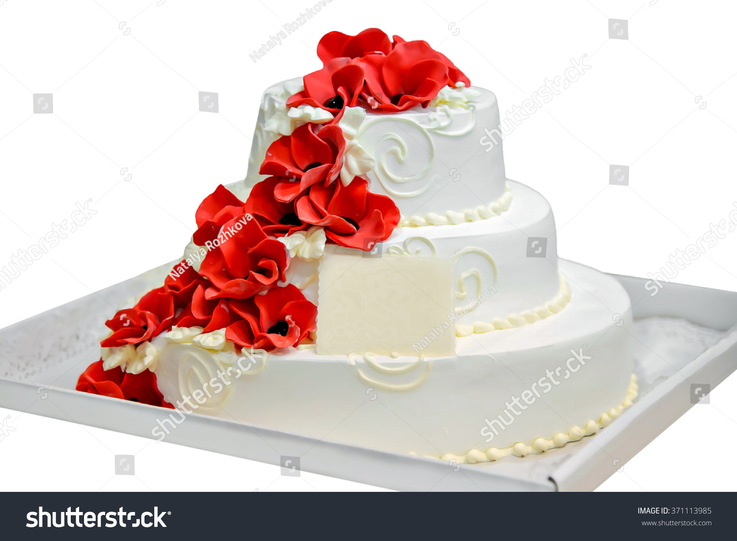 Royalty Free Stock Illustration Of Birthday Cake Card Writing Text